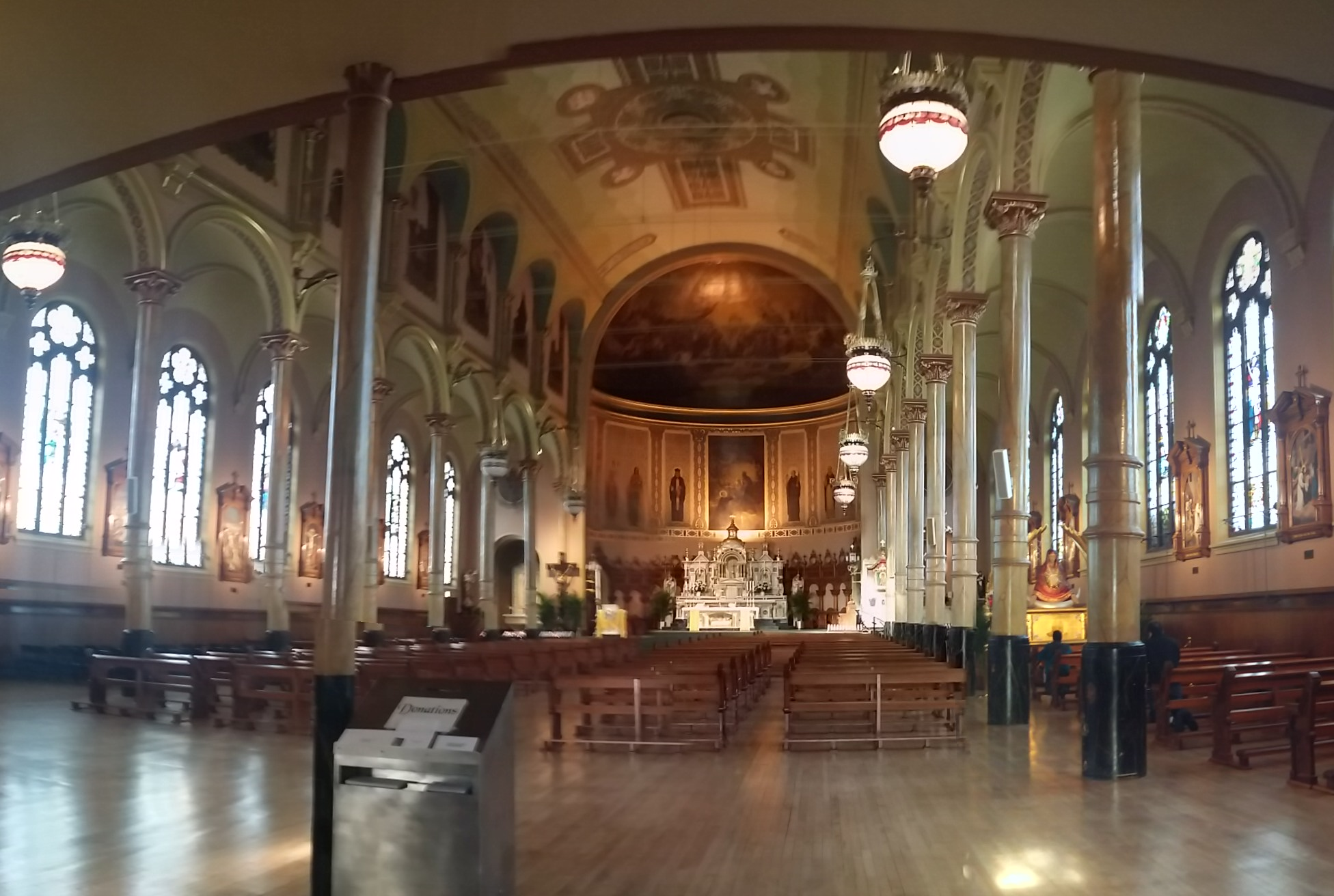View Full Size St Stanislaus Kostka