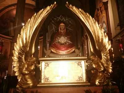 St Stanislaus Kostka Ark of the Covenant Monstrance