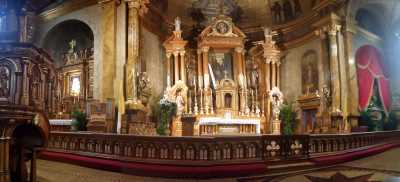 St John Cantius an Amazing Place to Pray