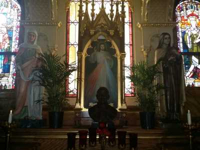 St John Cantius Divine Mercy