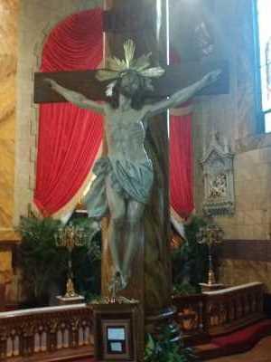 St John Catius Crucifix