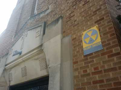 St Genevieve Fallout Shelter