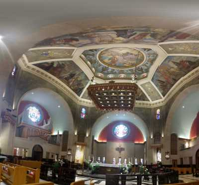 Mother Cabrini Chapel
