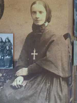 St Frances Xavier Cabrini Patron of Adoration Servants Knights of Columbus