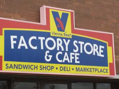 Vienna Beef Factory Store & Cafe