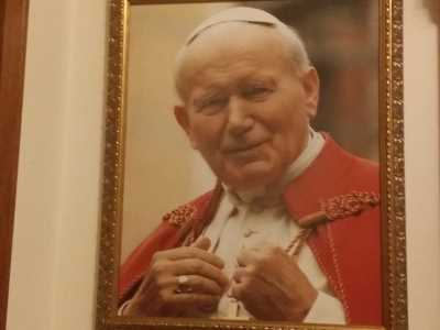 St John Paul II and His Call to Perpetual Adoration.