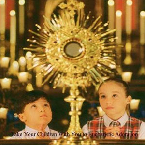 Image result for dog blessed sacrament adoration john paul II
