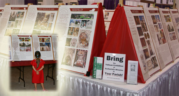Eucharistic Miracles Exhibition